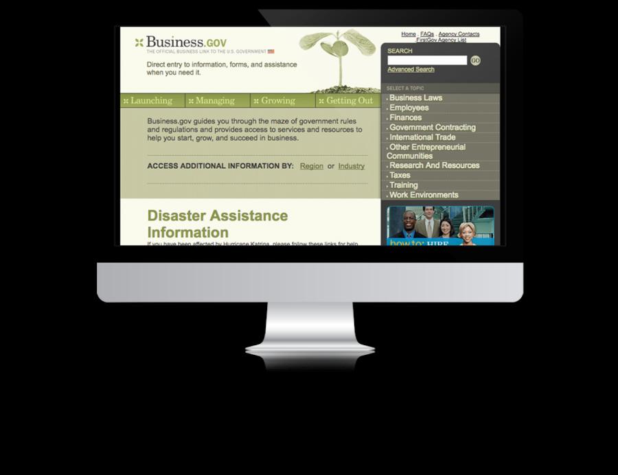 Business.gov - Original Site